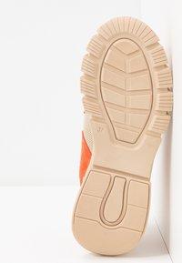 Toral - Sneakers basse - almendra/cumbia giusy - 6