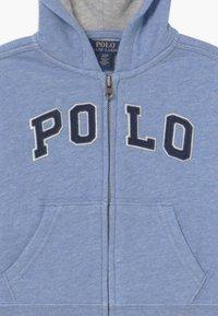 Polo Ralph Lauren - Zip-up hoodie - cobalt heather - 3