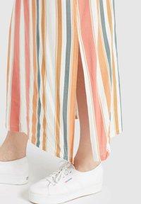 khujo - DOREEN - Maxi dress - mehrfarbig gestreift - 6