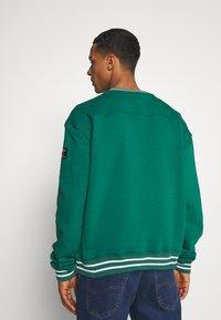 FUBU - COLLEGE - Sweatshirt - green - 2