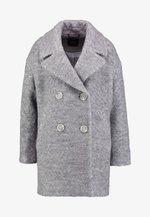 VLORA - Short coat - hazy fog