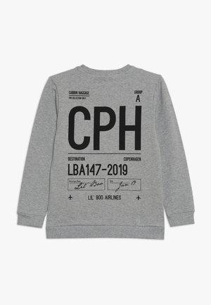 CABIN BAGAGE ONLY - Sweater - light grey melange