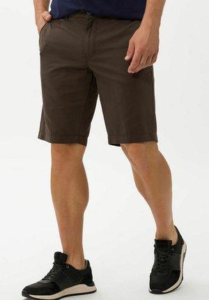 STYLE BARI - Shorts - espresso