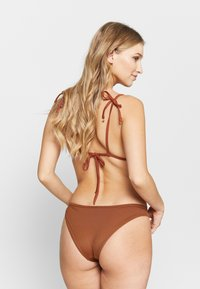 LOVE Stories - EVE - Bikini bottoms - chocolat - 2