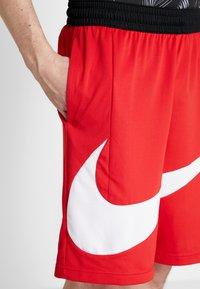 Nike Performance - DRY SHORT - Träningsshorts - university red/white - 4
