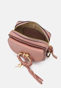 See by Chloé - JOAN Joan camera bag - Across body bag - dawn rose - 4