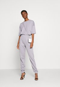 Missguided Tall - EXCLUSIVE SET - Tracksuit - lilac gray - 1