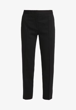 SANTSI - Trousers - black