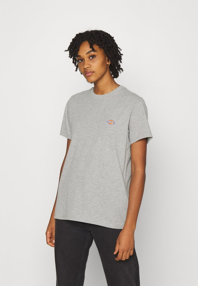 MAPLETON TEE - T-shirt basic - grey melange