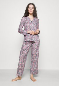 Marks & Spencer London - FLORAL - Pigiama - pink mix - 1