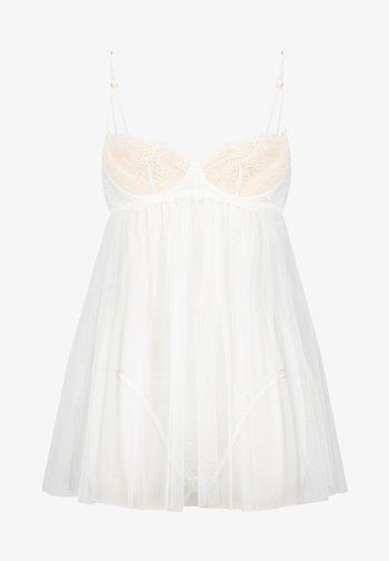 BABYDOLL EMILY - Pyjama set - white