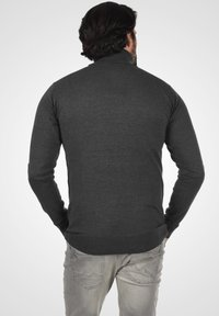 INDICODE JEANS - Jumper - charcoal mix - 2