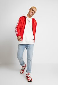 adidas Originals - FIREBIRD ADICOLOR SPORT INSPIRED TRACK TOP - Sportovní bunda - lush red - 1