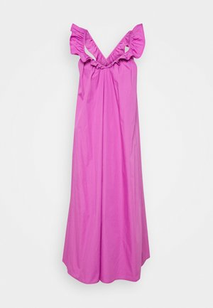 FRANCESCA DRESS - Maxi dress - bodacious pink