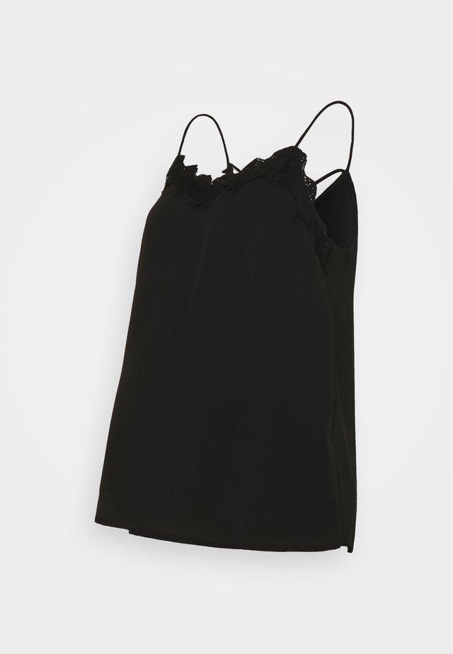PCMPAMELA SLIP  - Top - black