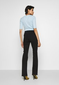 CLOSED - LEAF - Relaxed fit jeans - black - 2