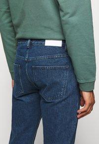 CLOSED - EXCLUSIVE COOPER - Džíny Slim Fit - dark blue - 4