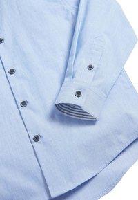 Next - LONG SLEEVE SMART SHIRT (3-16YRS) - Košile - blue - 3