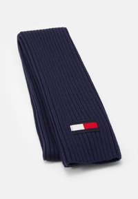 Tommy Hilfiger - BIG FLAG SCARF - Halsduk - blue - 0