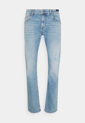 MITCH - Slim fit -farkut - bright blue