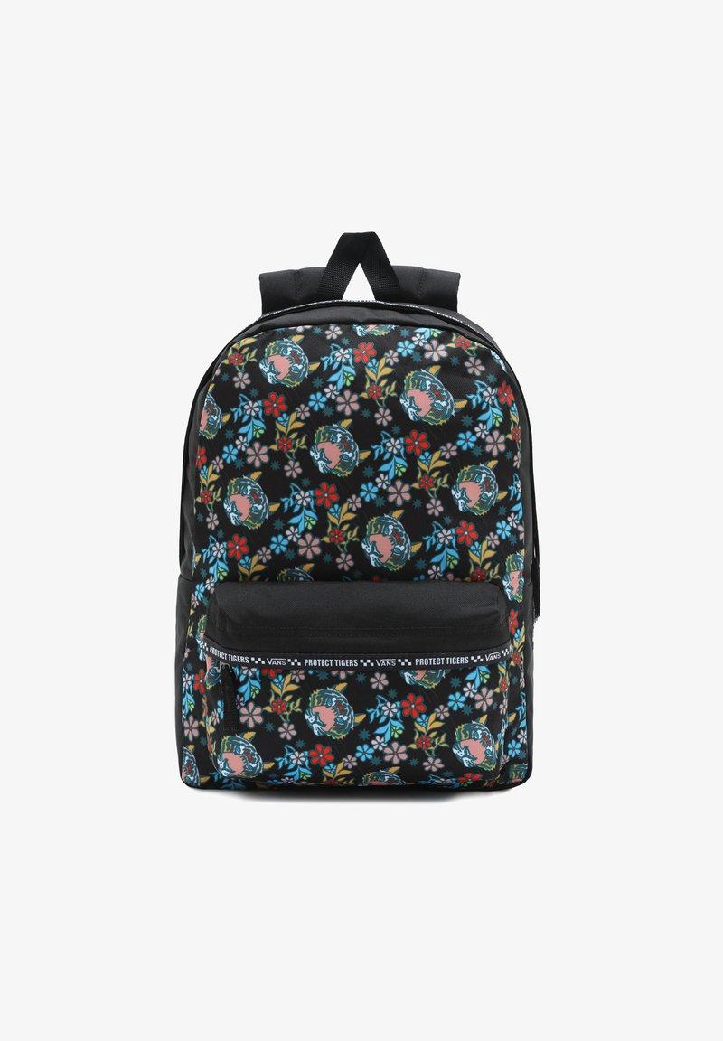 Vans - GR GIRLS REALM BACKPACK - Backpack - black
