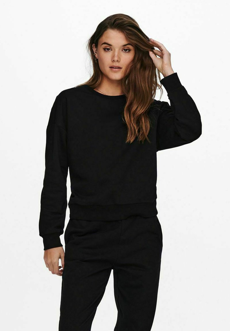 ONLY - Sweater - black