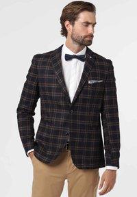 CG – Club of Gents - Blazer jacket - marine beige - 0