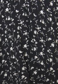 NAF NAF - COLINE - Robe d'été - noir - 2