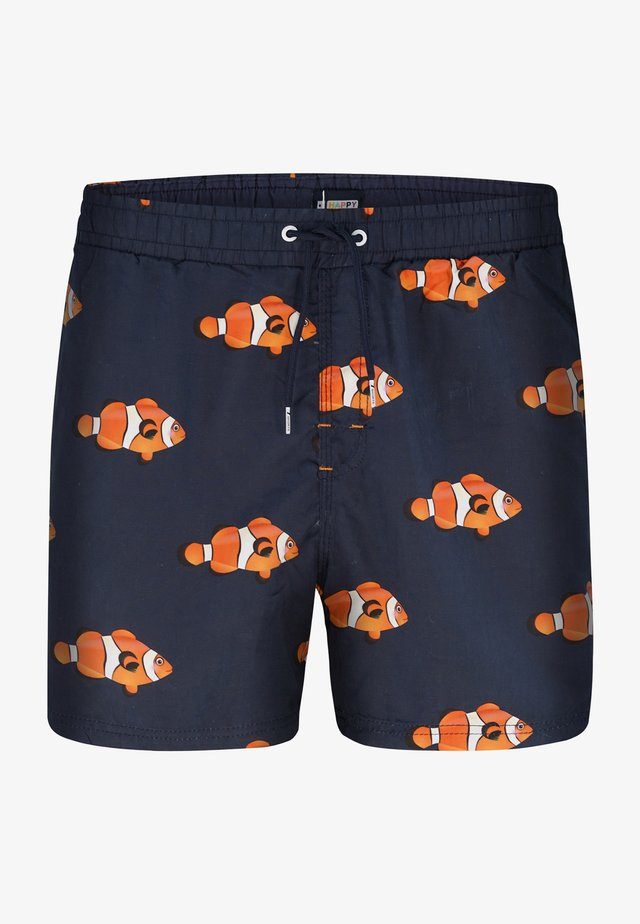 Swimming shorts - fish