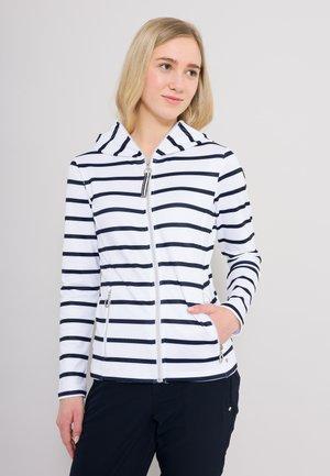 LUHTA ALISKALA - Zip-up sweatshirt - weiss