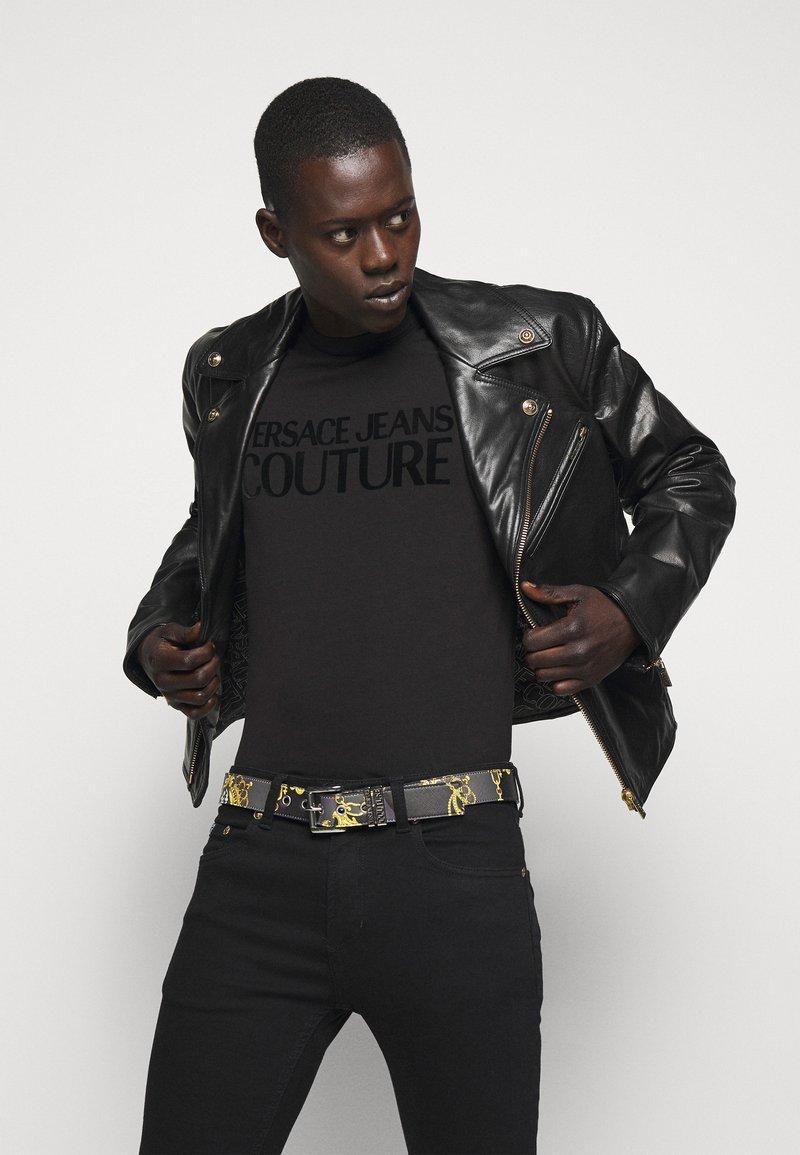Versace Jeans Couture - Riem - black/gold