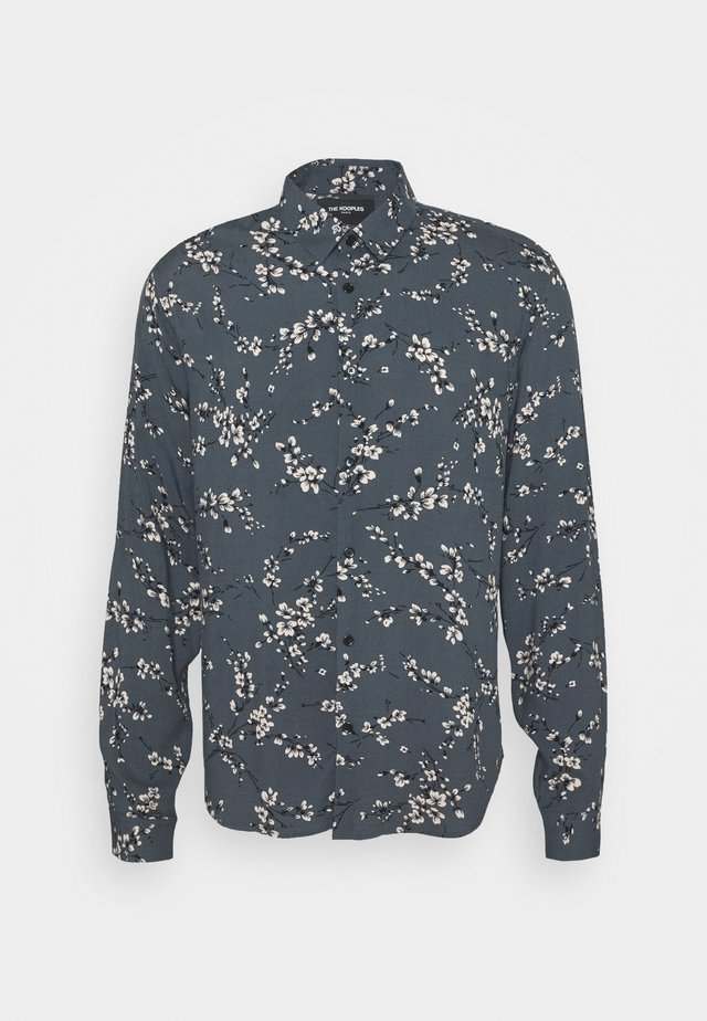 CHEMISE - Overhemd - blue grey