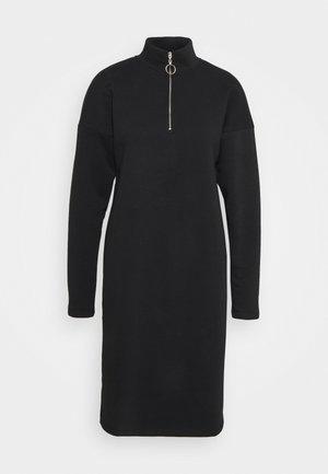 NMPERI ASYA HIGHNECK - Day dress - black