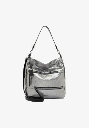 Handbag - darksilver