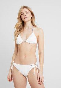 Buffalo - TRIANGLE SET - Bikini - creme - 0
