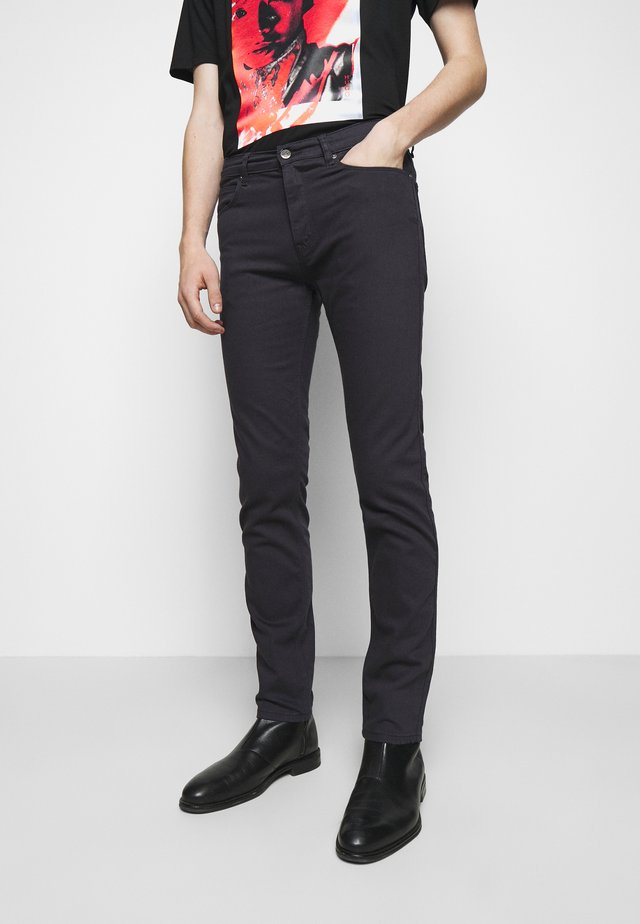 Džíny Slim Fit - dark grey