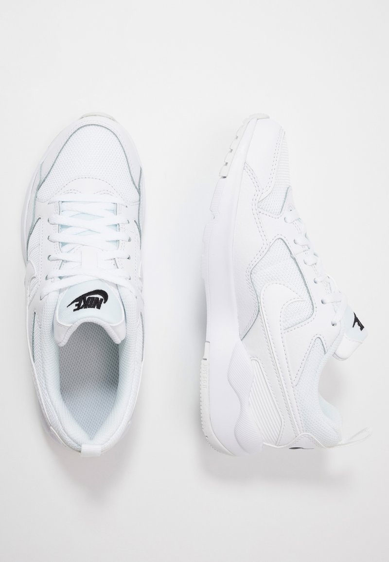 Nike Sportswear - PEGASUS '92 LITE - Matalavartiset tennarit - white/black