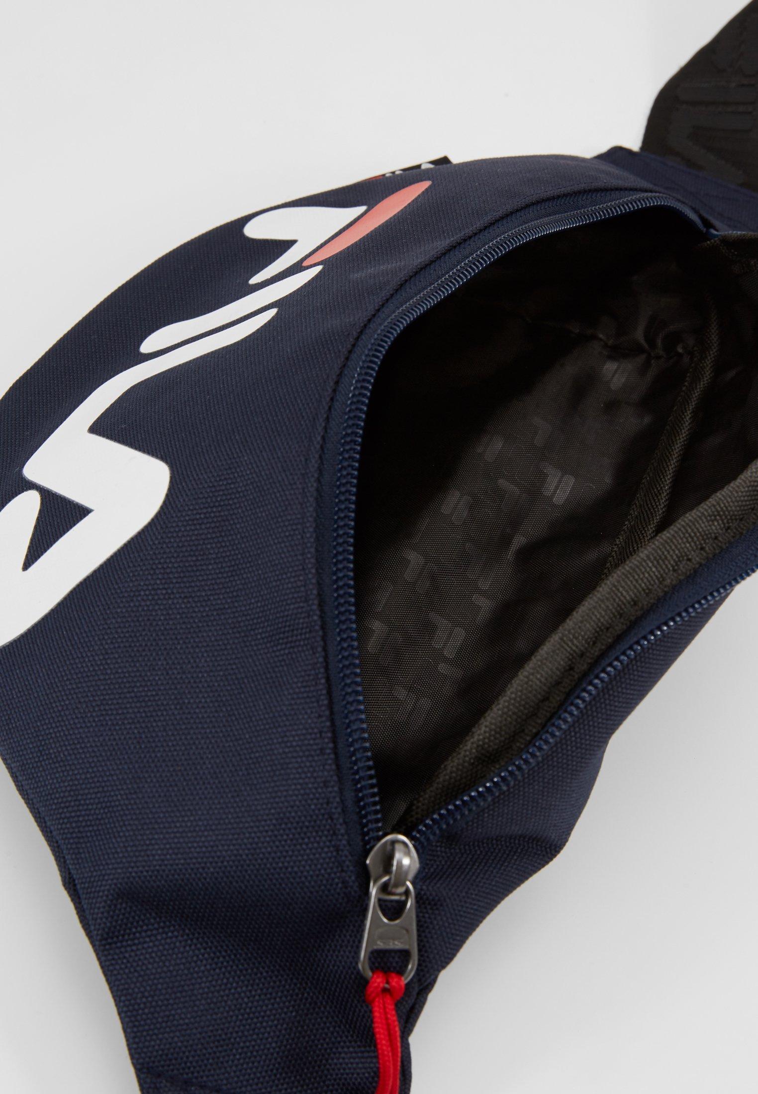 Fila WAIST BAG SLIM - Rumpetaske - black iris/mørkeblå Sn6FqYdICNpphtb