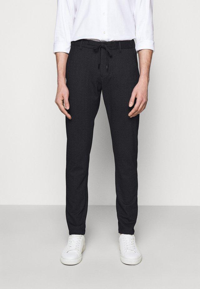 MAXTON - Trousers - black