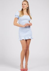 Guess - AIDA  - Shift dress - hellblau - 1