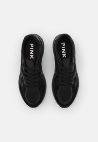 Pinko - LIGHTECH - Sneakersy niskie - black - 4