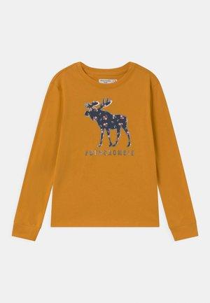 SHINE  - Pitkähihainen paita - yellow