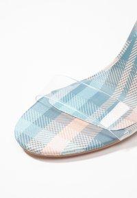 Call it Spring - TAYVIA  - Sandaler med høye hæler - other blue - 2