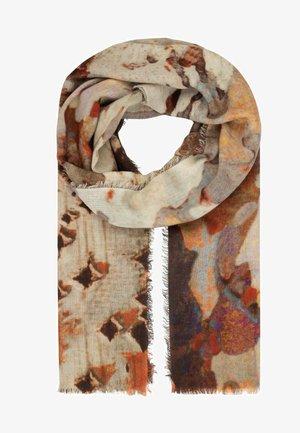 Sjaal - braun-multicolor
