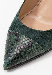 Alberto Zago - High heels - verde - 2