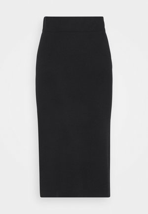 RONKA - Pencil skirt - black