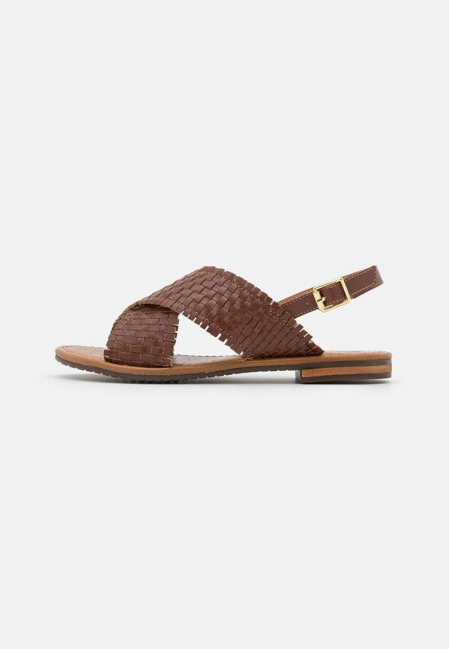 SOZY - Sandali - brown