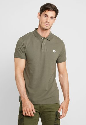 Polo shirt - grape leaf