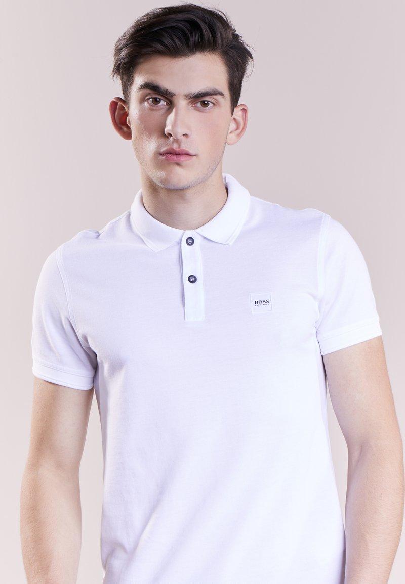 BOSS - PRIME - Polo shirt - white