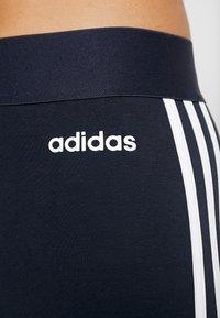 adidas Performance - Leggings - legend ink/white - 4